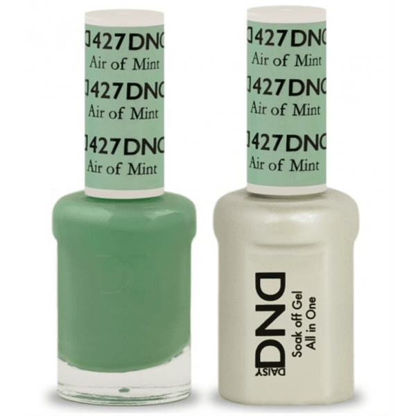 DND Daisy Gel Duo - Air Of Mint #427-Gel Nail Polish + Lacquer-Universal Nail Supplies