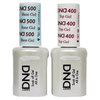 DND Daisy Gel Duo - Base And Top #500 + #400-Gel Nail Polish + Lacquer-Universal Nail Supplies