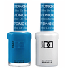 DND Daisy Gel Duo - Blue De France #437-Gel Nail Polish + Lacquer-Universal Nail Supplies