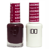 DND Daisy Gel Duo - Burgundy Mist #635-Gel Nail Polish + Lacquer-Universal Nail Supplies