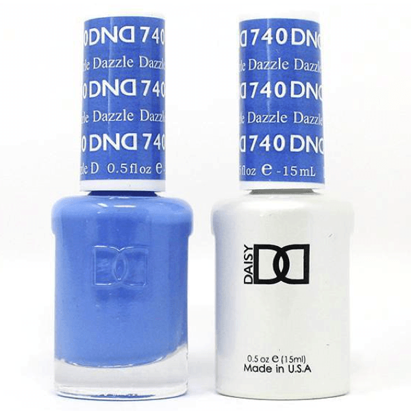 DND Daisy Gel Duo - Dazzle #740-Gel Nail Polish + Lacquer-Universal Nail Supplies