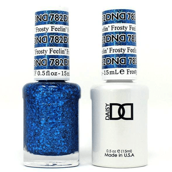 DND Daisy Gel Duo - Feelin' Frosty #782-Gel Nail Polish + Lacquer-Universal Nail Supplies