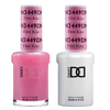 DND Daisy Gel Duo - First Kiss #449-Gel Nail Polish + Lacquer-Universal Nail Supplies