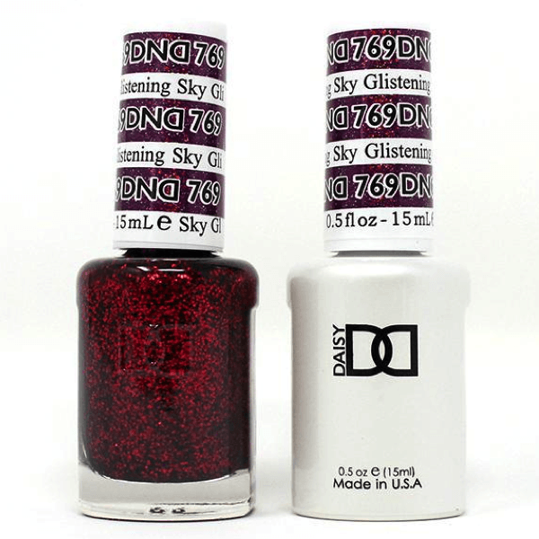 DND Daisy Gel Duo - Glistening Sky #769-Gel Nail Polish + Lacquer-Universal Nail Supplies