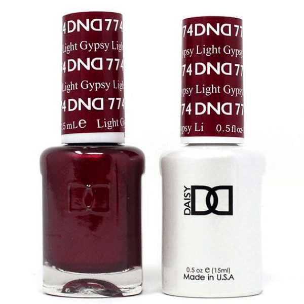 DND Daisy Gel Duo - Gypsy Light #774-Gel Nail Polish + Lacquer-Universal Nail Supplies