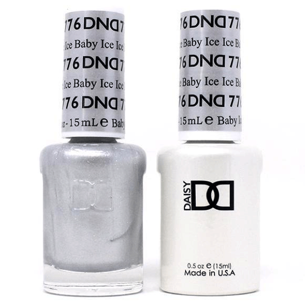 DND Daisy Gel Duo - Ice Ice Baby #776-Gel Nail Polish + Lacquer-Universal Nail Supplies