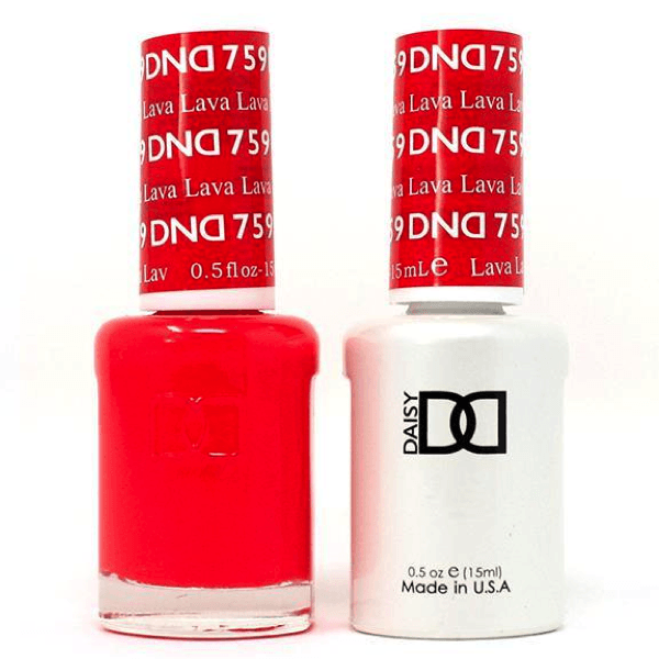 DND Daisy Gel Duo - Lava #759-Gel Nail Polish + Lacquer-Universal Nail Supplies