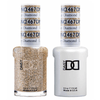 DND Daisy Gel Duo - Legendary Diamond #467-Gel Nail Polish + Lacquer-Universal Nail Supplies