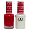 DND Daisy Gel Duo - Lucky Red #637-Gel Nail Polish + Lacquer-Universal Nail Supplies