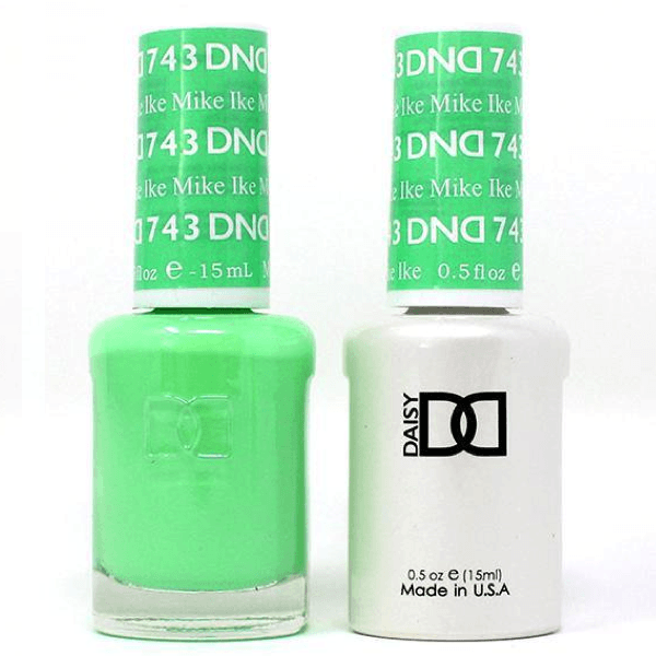 DND Daisy Gel Duo - Mike Ike #743-Gel Nail Polish + Lacquer-Universal Nail Supplies