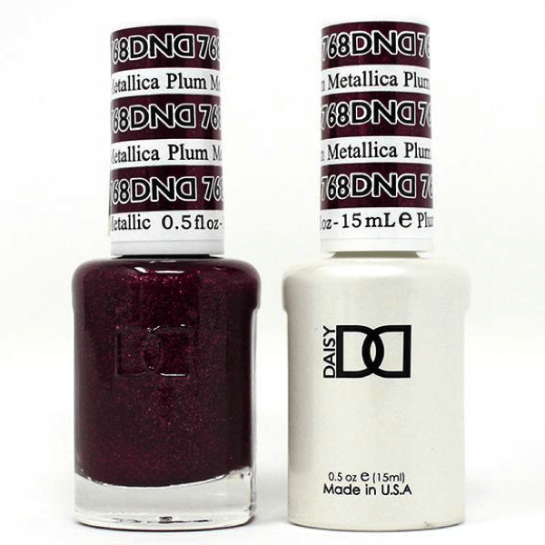 DND Daisy Gel Duo - Mistletoe Mania #768-Gel Nail Polish + Lacquer-Universal Nail Supplies