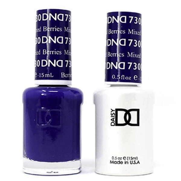 DND Daisy Gel Duo - Mixed Berries #730-Gel Nail Polish + Lacquer-Universal Nail Supplies