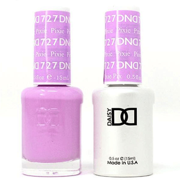 DND Daisy Gel Duo - Pixie #727-Gel Nail Polish + Lacquer-Universal Nail Supplies