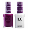 DND Daisy Gel Duo - Plum Passion #455-Gel Nail Polish + Lacquer-Universal Nail Supplies