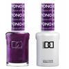 DND Daisy Gel Duo - Queen Of Grape #479-Gel Nail Polish + Lacquer-Universal Nail Supplies