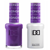 DND Daisy Gel Duo - Royal Violet #491-Gel Nail Polish + Lacquer-Universal Nail Supplies