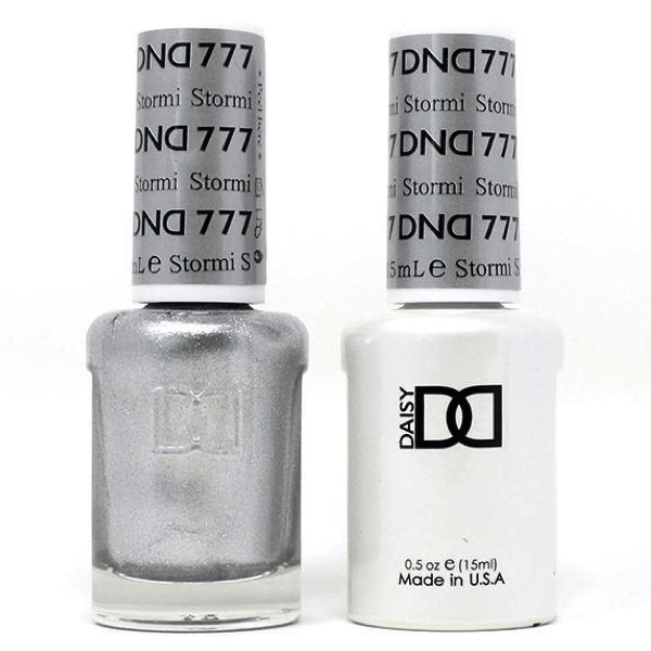 DND Daisy Gel Duo - Stormi #777-Gel Nail Polish + Lacquer-Universal Nail Supplies