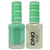 DND Daisy Gel Duo - Sweet Pistachio #668-Gel Nail Polish + Lacquer-Universal Nail Supplies