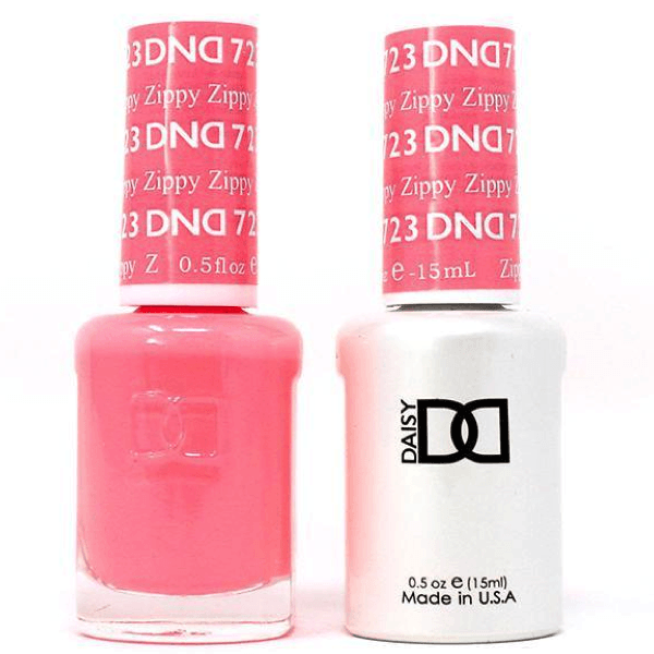 DND Daisy Gel Duo - Zippy #723-Gel Nail Polish + Lacquer-Universal Nail Supplies