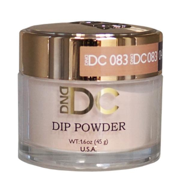 DND DC DIPPING POWDER - #083 Eggshell - Universal Nail Supplies