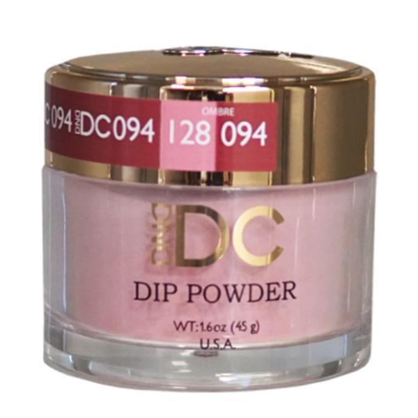 DND DC DIPPING POWDER - #094 American Beauty-DND DC Dip Powder-Universal Nail Supplies