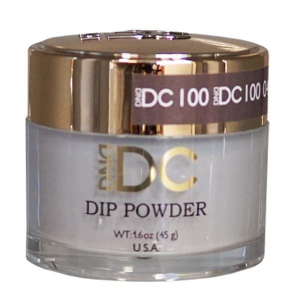 DND DC DIPPING POWDER - #100 Beaver Beige-DND DC Dip Powder-Universal Nail Supplies