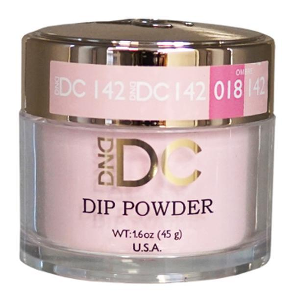 DND DC DIPPING POWDER - #142 British Lady-DND DC Dip Powder-Universal Nail Supplies