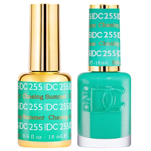 DND DC Gel Duo - Chasing Summer #255-Gel Nail Polish + Lacquer-Universal Nail Supplies