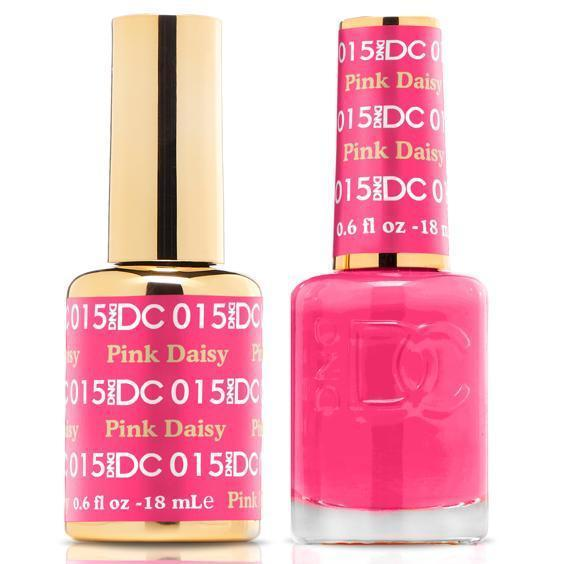 DND DC Gel Duo - Pink Daisy #015-Gel Nail Polish + Lacquer-Universal Nail Supplies