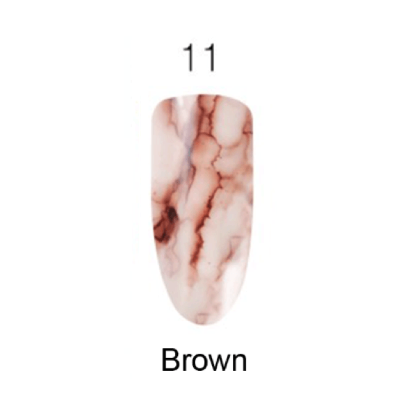DND Marble Ink - 11-Gel Nail Polish-Universal Nail Supplies