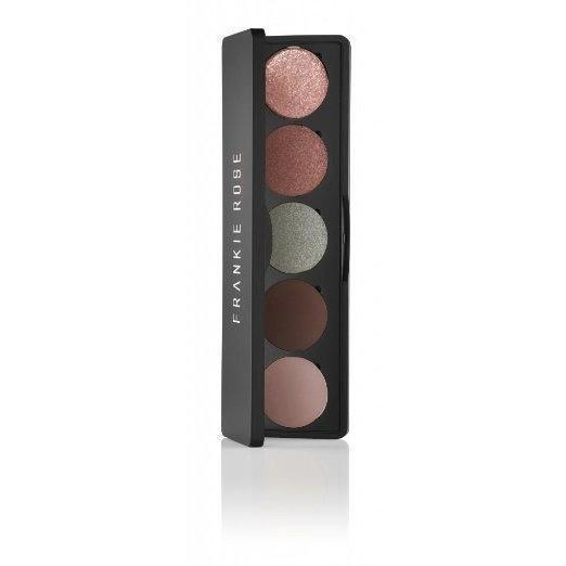 Frankie Rose 5 Shade Eye Shadow - Brown Eyed Girl #5sp4-make-up cosmetics-Universal Nail Supplies