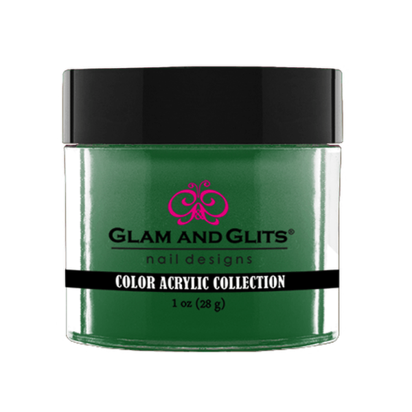 Glam and Glits Color Acrylic Collection - Jade #CA328-Dipping Powder-Universal Nail Supplies
