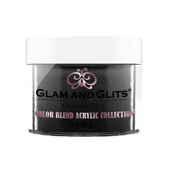 Glam and Glits Color Blend Collection - Black Mail #BL3048-Dipping Powder-Universal Nail Supplies