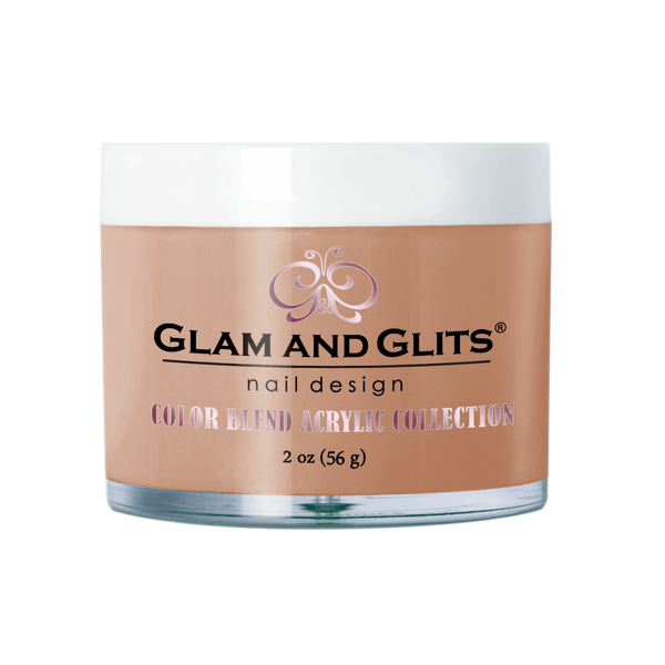 Glam and Glits Color Blend Collection - Cover Chestnut #BL3050-Dipping Powder-Universal Nail Supplies