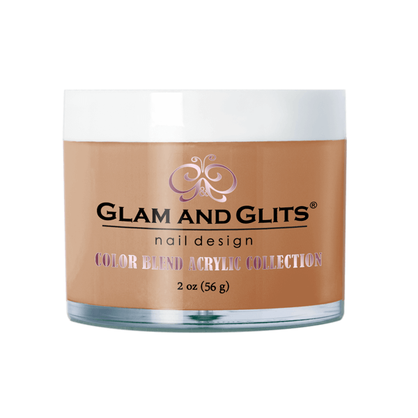 Glam and Glits Color Blend Collection - Cover Cinnamon #BL3051-Dipping Powder-Universal Nail Supplies