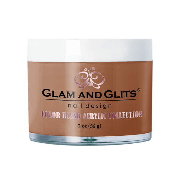 Glam and Glits Color Blend Collection - Cover Cocoa #BL3052-Dipping Powder-Universal Nail Supplies