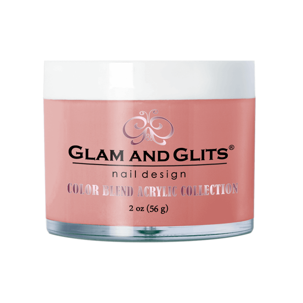 Glam and Glits Color Blend Collection - Cover Dark Blush #BL3060-Dipping Powder-Universal Nail Supplies