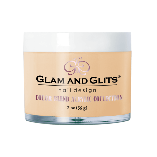 Glam and Glits Color Blend Collection - Cover Light Ivory #BL3055-Dipping Powder-Universal Nail Supplies
