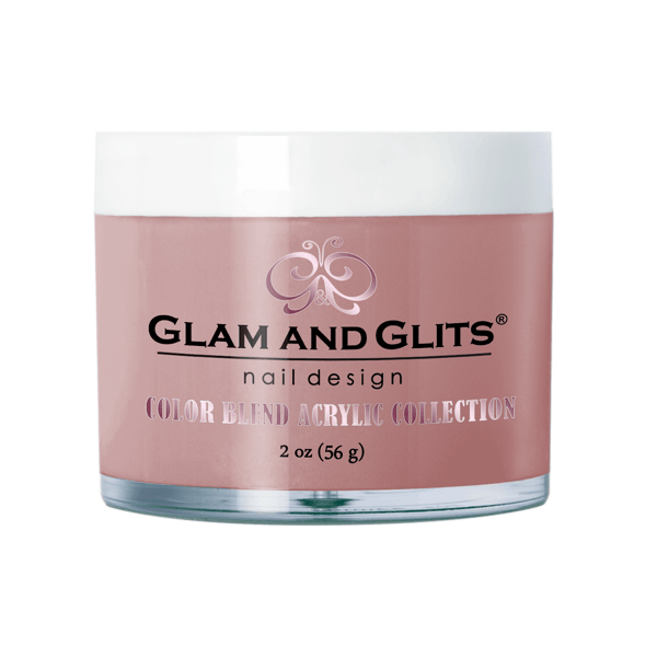 Glam and Glits Color Blend Collection - Cover Medium Blush #BL3059-Dipping Powder-Universal Nail Supplies