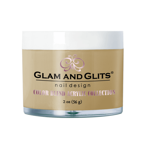 Glam and Glits Color Blend Collection - Cover Tan #BL3053-Dipping Powder-Universal Nail Supplies