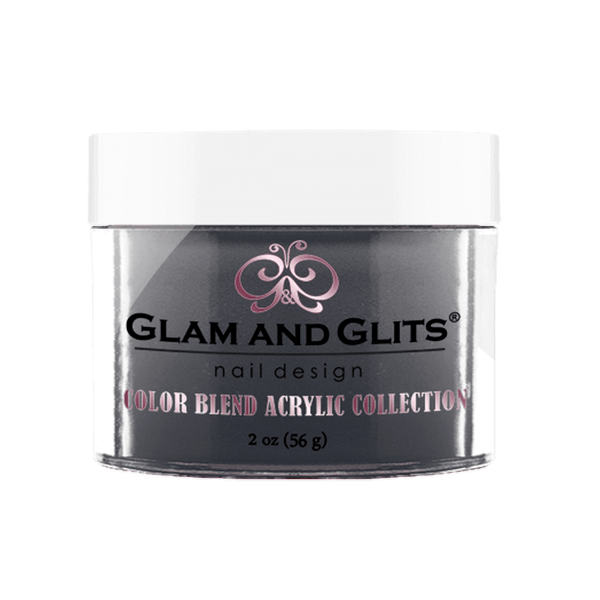 Glam and Glits Color Blend Collection - Midnight Glaze #BL3047-Dipping Powder-Universal Nail Supplies