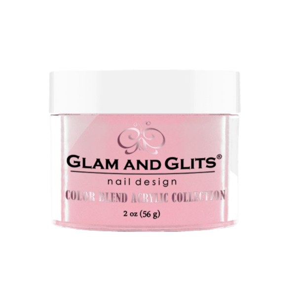 Glam and Glits Color Blend Collection - Rosé #BL3020-Dipping Powder-Universal Nail Supplies