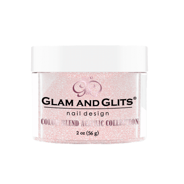 Glam and Glits Color Blend Collection - Rose Quartz #BL3015-Dipping Powder-Universal Nail Supplies