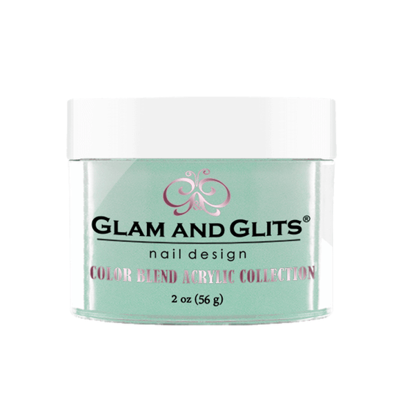 Glam and Glits Color Blend Collection - Teal of Approval #BL3027-Dipping Powder-Universal Nail Supplies