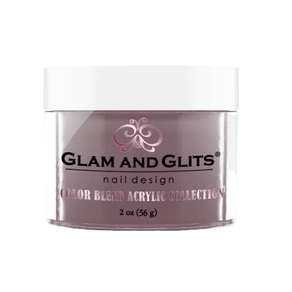 Glam and Glits Color Blend Collection - The Mauve Life #BL3036-Dipping Powder-Universal Nail Supplies