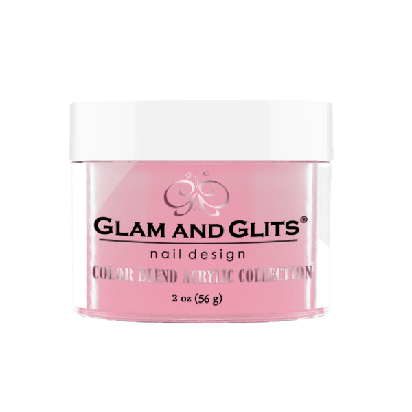 Glam and Glits Color Blend Collection - Tickled Pink #BL3019-Dipping Powder-Universal Nail Supplies