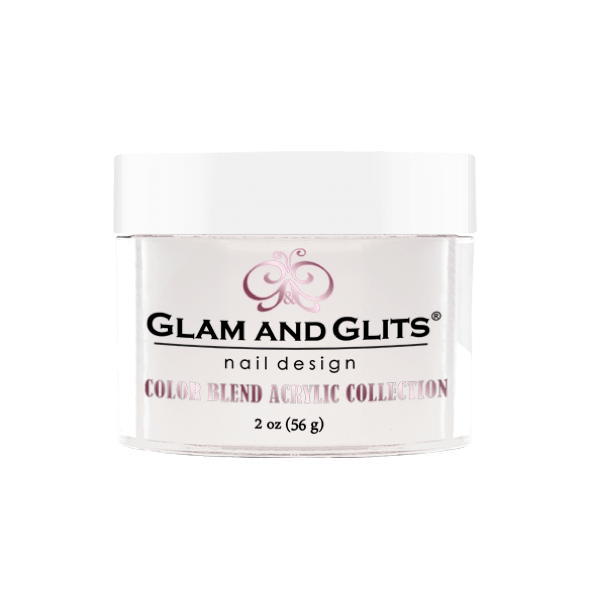 Glam and Glits Color Blend Collection - White Wine #BL3002-Dipping Powder-Universal Nail Supplies