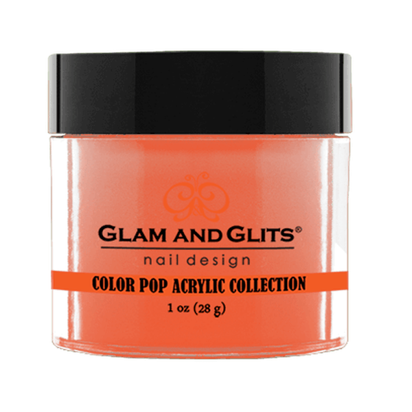 Glam and Glits Color Pop Acrylic Collection - Coral #CPA368-Dipping Powder-Universal Nail Supplies