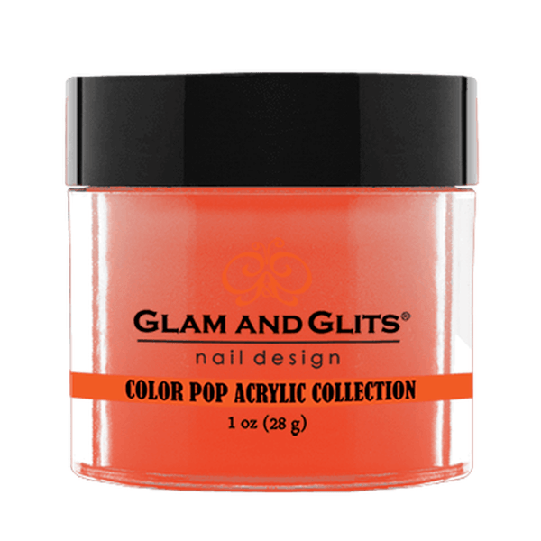 Glam and Glits Color Pop Acrylic Collection - Overheat #CPA395-Dipping Powder-Universal Nail Supplies