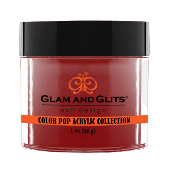 Glam and Glits Color Pop Acrylic Collection - Red Bikini #CPA371-Dipping Powder-Universal Nail Supplies